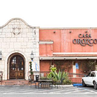 A photo of Casa Orozco - Dublin restaurant