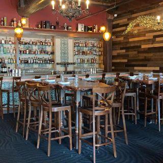 A photo of Gustazo Cuban Kitchen & Bar - Cambridge restaurant