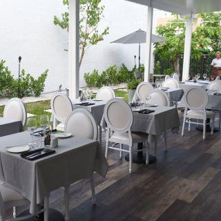 A photo of Ristorante Via Emilia Garden restaurant