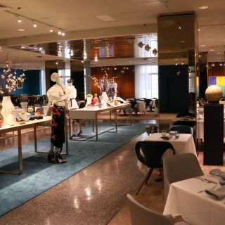 A photo of The Zodiac Room at Neiman Marcus - Downtown Dallas restaurant