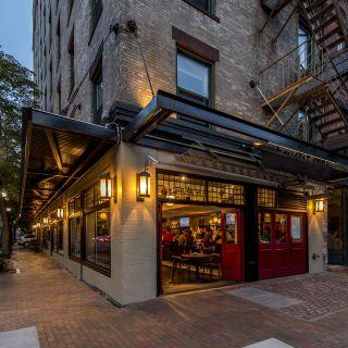 Foto von The Trophy Room Restaurant