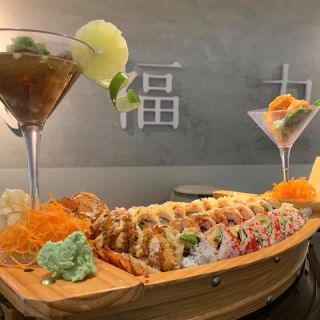 A photo of Bonsai Sushi restaurant