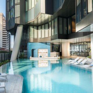 Nautilus Pool Bar - Westin Brisbane