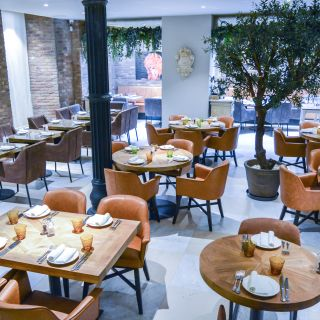 A photo of Bocconcino restaurant