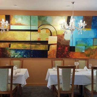 A photo of Cinnamon indian Gourmet restaurant