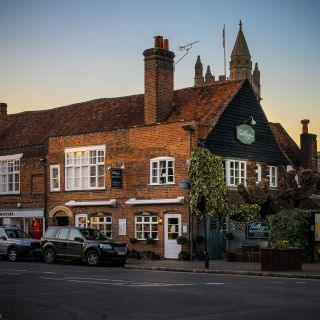 A photo of Gilbey's Old Amersham restaurant