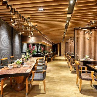 A photo of Kintsugi Bangkok By Jeff Ramsey -The Athenee Hotel, a Luxury Collection Hotel Bangkok restaurant