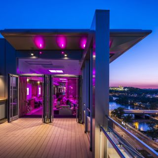 A photo of Cloud 9 Sky Bar & Lounge restaurant