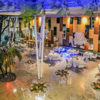 Una foto del restaurante Anticavilla Hotel, Restaurant & SPA