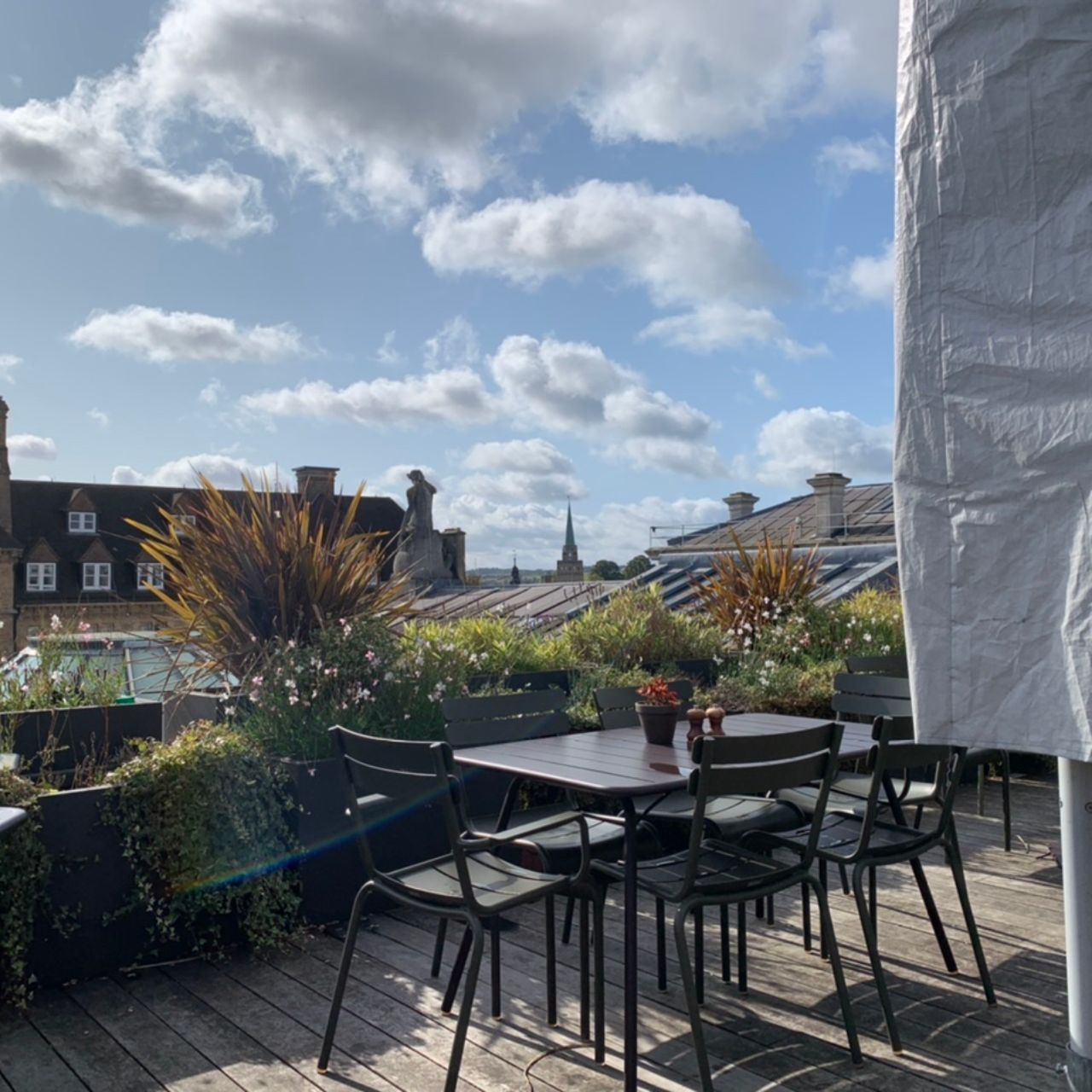 Ashmolean Rooftop Restaurant Oxford Oxfordshire Opentable