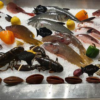 Una foto del restaurante Estiatorio Milos - Los Cabos