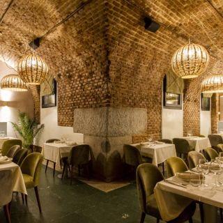 A photo of Arrabal restaurant