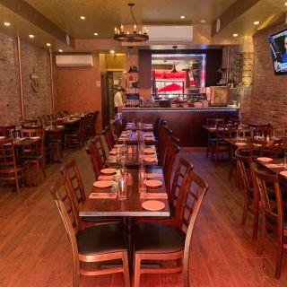 A photo of Amici Ristorante restaurant