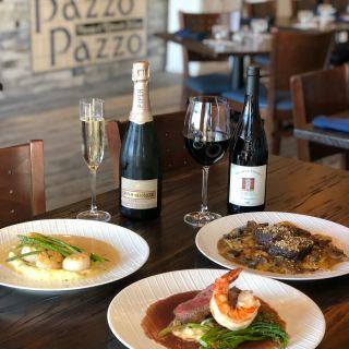 A photo of Pazzo Pazzo restaurant