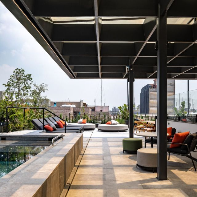 Terraza Umbral Hotel Umbral Curio Collection By Hilton