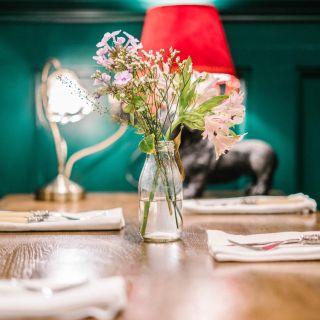 A photo of Bertie Blossoms restaurant