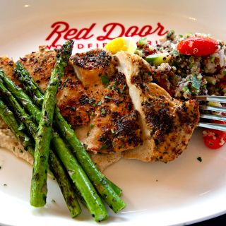 Red Door Woodfired Grill - Liberty