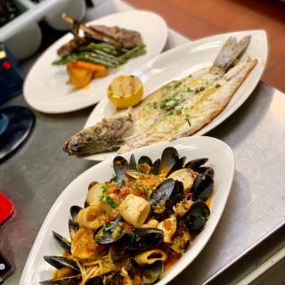 A photo of Taverna Mykonos restaurant