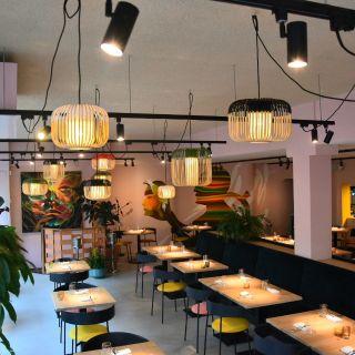 A photo of Nazka restaurant