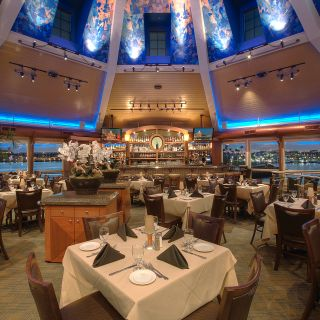 A photo of Queensview Steakhouse restaurant