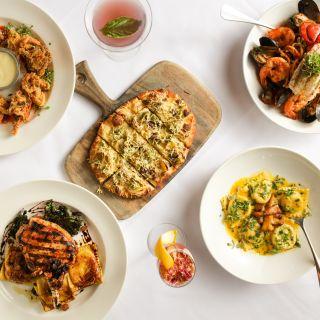 A photo of Grappa Italian Restaurant restaurant