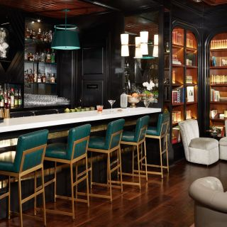 A photo of The Bar at The Spectator restaurant