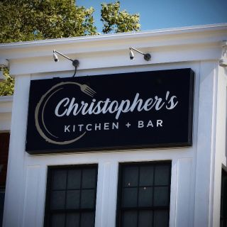 A photo of Christopher's restaurant