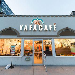 A photo of Yafa Cafe restaurant