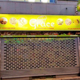 A photo of Grace Caribbean Cuisine restaurant