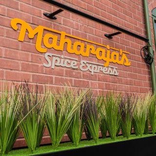 Maharaja's Spice Express at The Kings Head