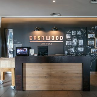 A photo of Eastwood Beer & Grill - DoubleTree by Hilton Amsterdam Centraal Station restaurant