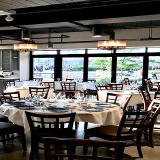 A photo of Estuary Brasserie & Bar restaurant