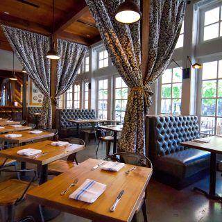 A photo of Danville Harvest restaurant