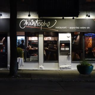 A photo of Restaurant Christophe restaurant