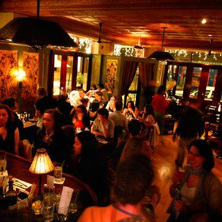 A photo of Beau Monde restaurant