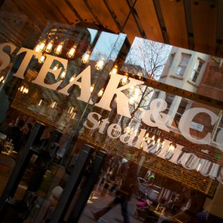 A photo of Steak & Co Gloucester Road restaurant