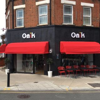 A photo of Onik Pizzeria restaurant