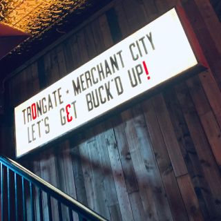 Una foto del restaurante Bucks Bar - Trongate