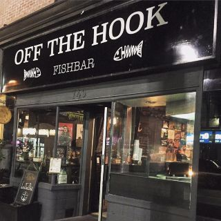 Off The Hook Fishbar