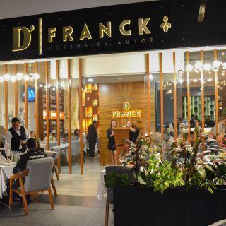 A photo of D´FRANCK restaurant