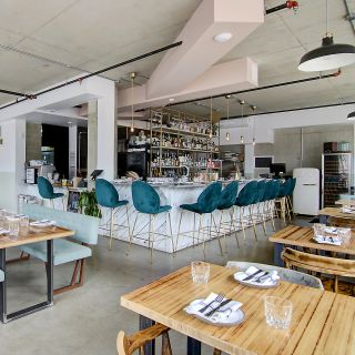 A photo of Restaurant Basterd restaurant