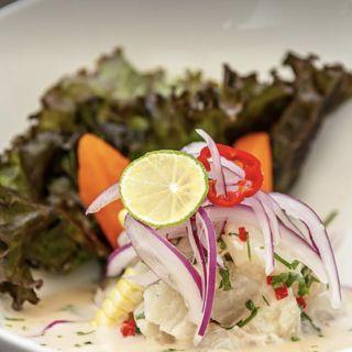 Una foto del restaurante Lima700 cocina peruana