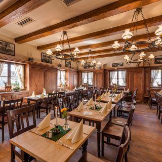 A photo of Garchinger Augustiner restaurant