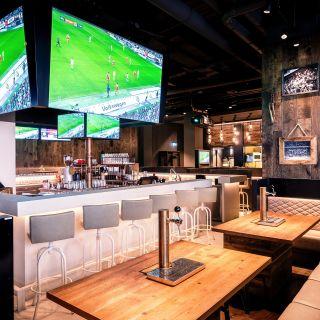 Foto von WHISTLE Sportsbar Restaurant