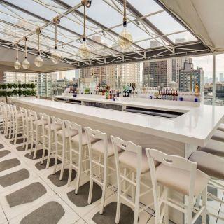 Mykonos Bleu Restaurant and Rooftop