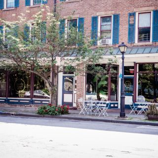 A photo of Liberty Street Bistro restaurant
