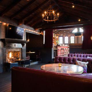 A photo of The Den On Sunset restaurant