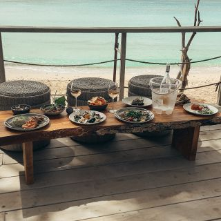 A photo of Sea Shed Beach Club restaurant