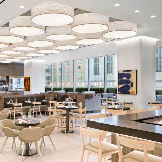 A photo of Bistro Verde - Nordstrom New York City restaurant