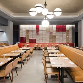 A photo of Jeannie's - Nordstrom New York City restaurant